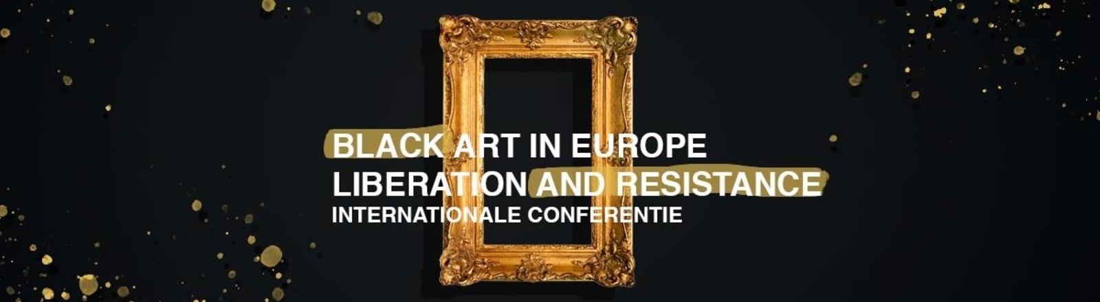 CONFERENTIE : BLACK ART IN EUROPE
